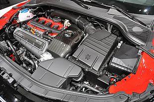 奥迪TT RS Plus