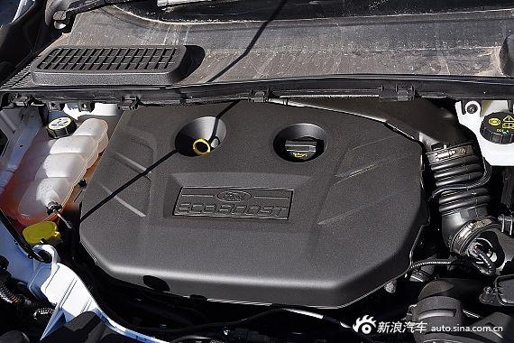 2015款翼虎2.0L GTDi四驱精英型