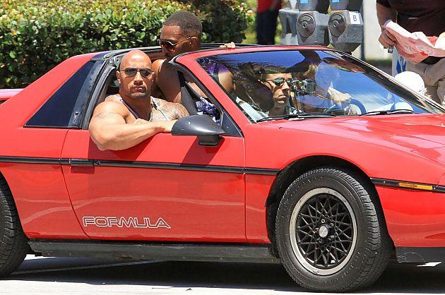 速度与激情 三大硬汉主角谁最爱车?