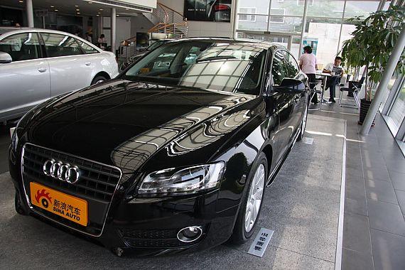 2010款奥迪A5 Sportback 2.0T技术型
