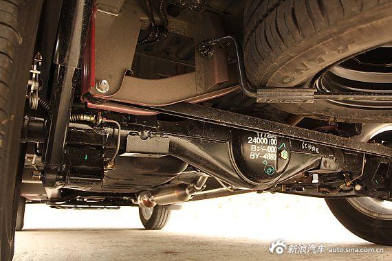 2014款 北汽幻速S3 1.5L手动舒适型