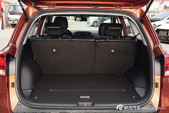 2015款傲跑 1.6L自动两驱DLX