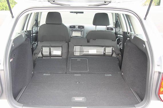 2011款高尔夫旅行轿车座椅和空间