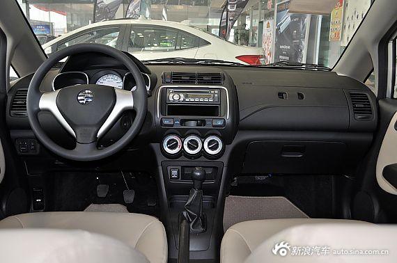 2013款理念S1 1.5L手动舒适版