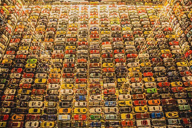面对1700多部车模如厕是种怎样的幸福感?