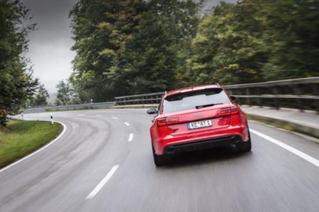 最速旅行 ABT改装奥迪RS6 Avant