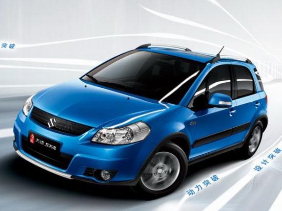 天语SX4灵动版现车大量到店可优惠万元