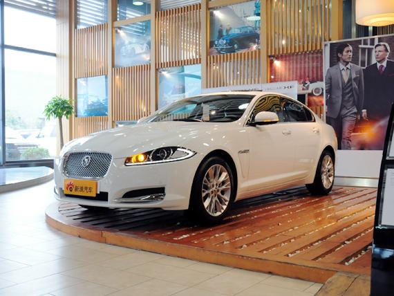 捷豹XF风华版现金优惠16万元 现车销售