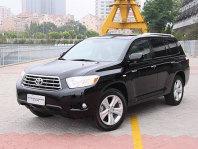 汉兰达科技版广州最高优惠2万 现车充足