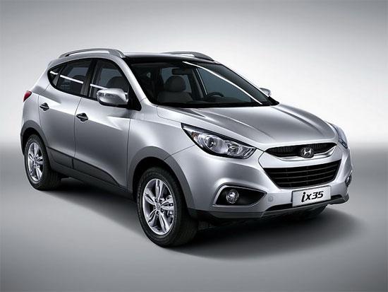 北京现代ix35指导价销售部分现车