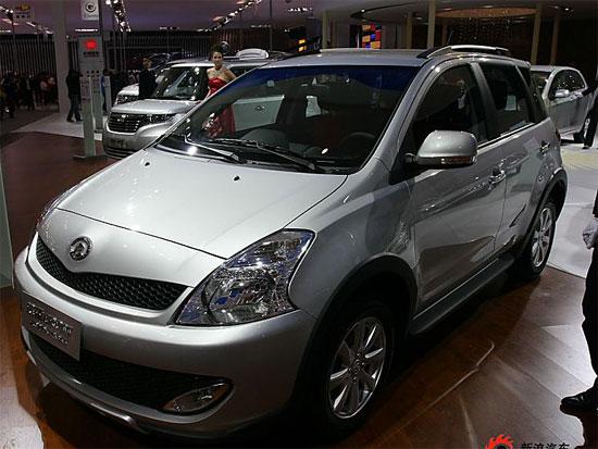 炫丽cross冠军版西安购车优惠8000元