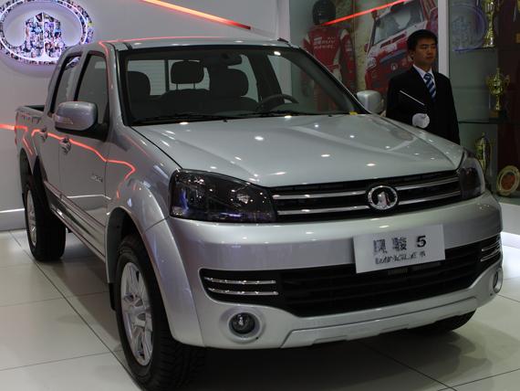 长城风骏5最高优惠6000元现车销售