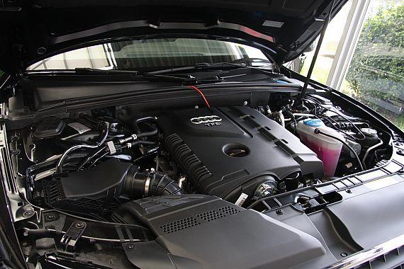 发动机、后备箱及底盘悬挂