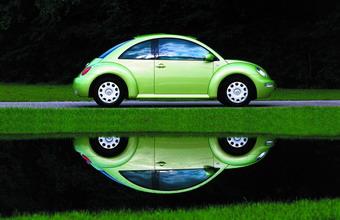 大众甲壳虫 查看车型参数 组图