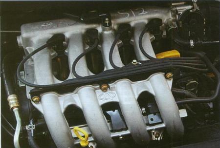 奇瑞A1发动机图片