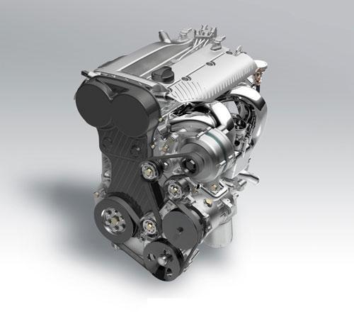 奇瑞A5 SQR481FD 1.6L发动机图片
