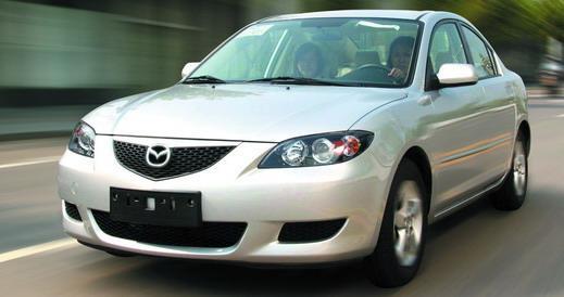 新Mazda3
