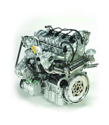 公司清洁型柴油发动机