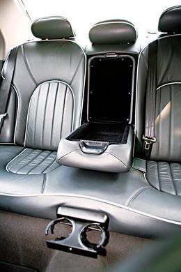 MG7L车内空间相当理想