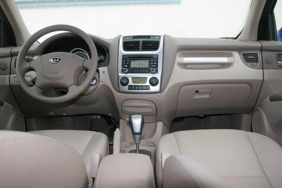 东风悦达起亚SUV狮跑上市 售15.98 22.98万高清图片