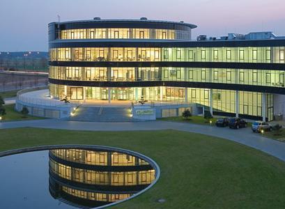 现代汽车欧洲研发中心资料图片