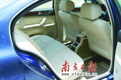 上海大众新领驭1.8T