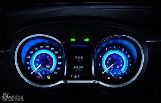 Ice Blue LED冰蓝一体环绕灯璀璨夺目
