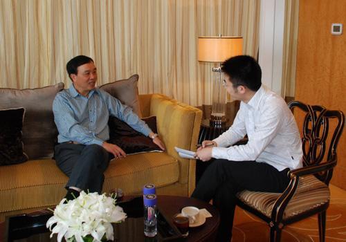 广汽本田执行副总经理姚一鸣接受新浪汽车专访