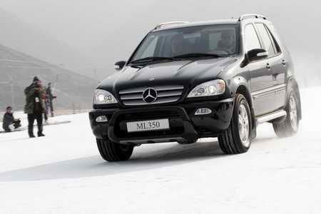 奔驰2005款ML350在华上市 售72.9万元(图)