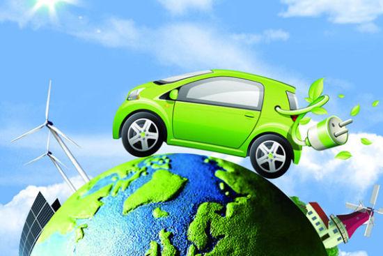 法兰克福车展新能源车成亮点