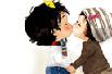 幼稚园初吻