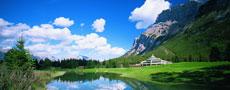 畅游落基山的美丽湖泊