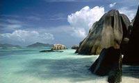 组图:比马尔代夫美十倍的海滩