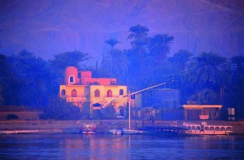 埃及 尼罗河之子的时光旅行