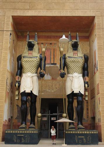 古埃及神殿