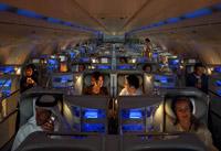 A380商务舱工作休闲于一体