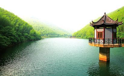 天目湖美景