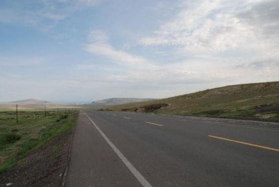 通向美景的国道
