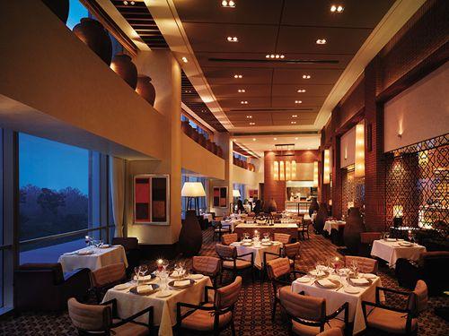 青岛香格里拉Da-vinci餐厅