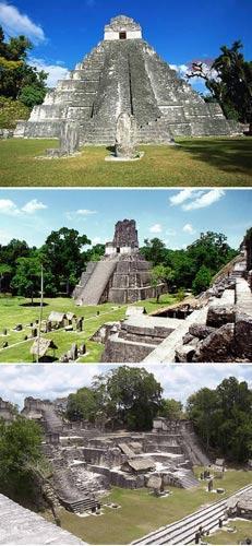 危地马拉的蒂卡尔