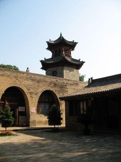 张壁古堡――华夏军事古堡