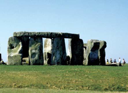 神秘而奇特的硕大石头