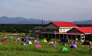 延庆体验全球第一个帐篷主题公园
