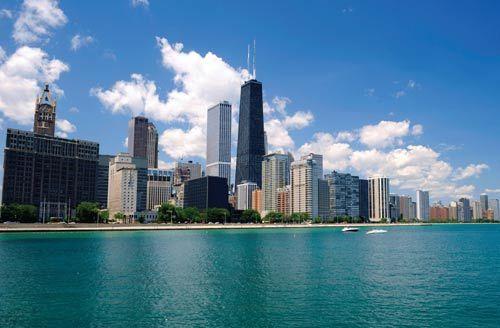 新浪旅游配图:芝加哥