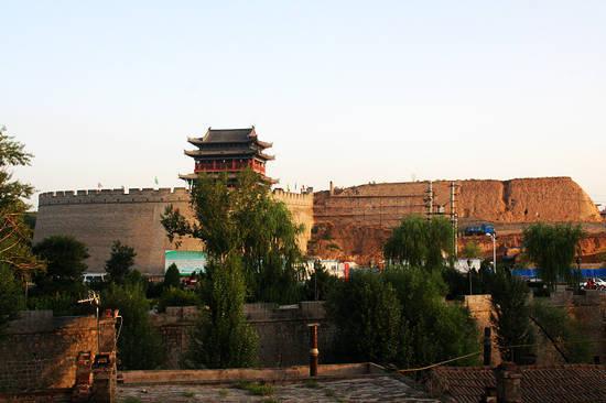"""榆林古属雍州,号称""""小北京"""""""