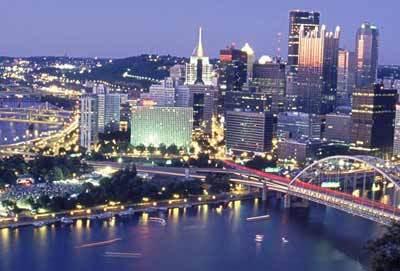 宾夕法尼亚迷人夜景