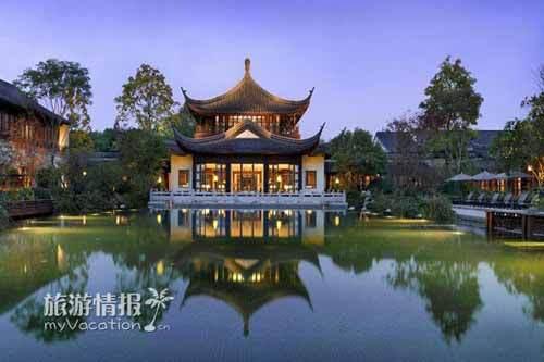 杭州西子湖四季经典酒店