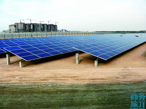 阿布扎比还将建造一个全球最大的氢能发电厂