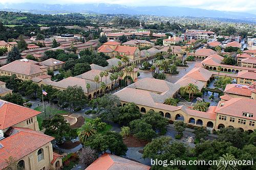 新浪旅游配图:斯坦福大学 摄影:悠悠哉
