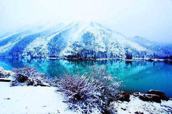 新浪旅游配图:林芝 来源:西藏旅游杂志